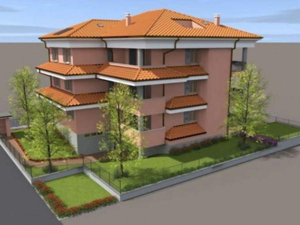 Appartamento in vendita a Cassano d'Adda, Cristo Risorto, Con giardino, 141 mq - Foto 6