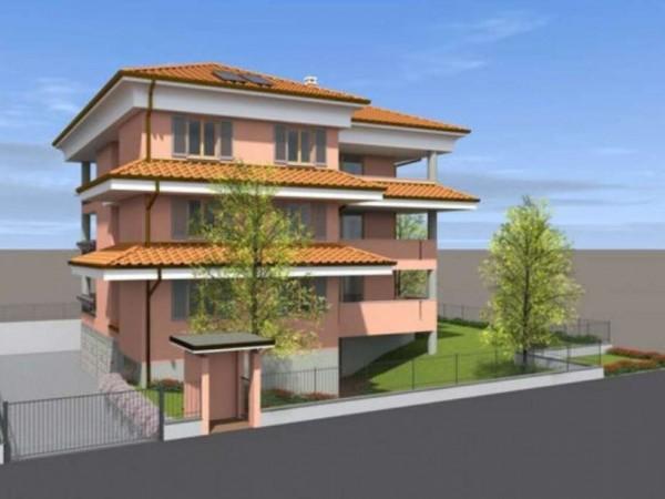 Appartamento in vendita a Cassano d'Adda, Cristo Risorto, Con giardino, 141 mq - Foto 8