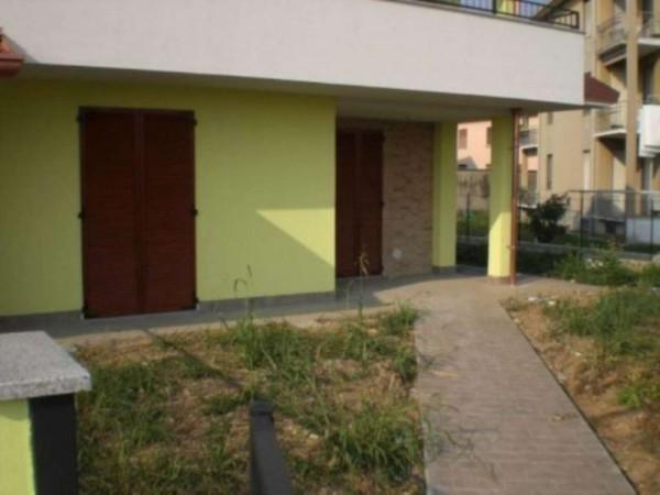 Appartamento in vendita a calvenzano con giardino 90 mq for Giardino 90 mq