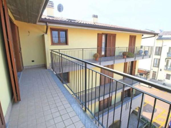 Appartamento in vendita a Cassano d'Adda, Centro Storico, Con giardino, 123 mq - Foto 3