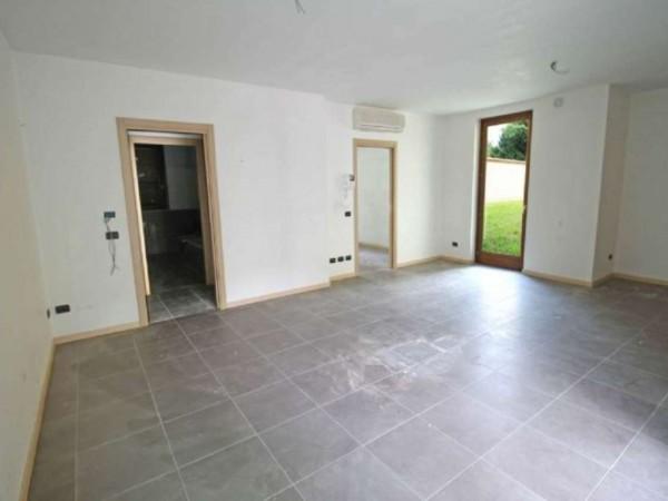 Appartamento in vendita a Cassano d'Adda, Centro Storico, Con giardino, 123 mq - Foto 2