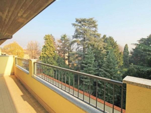 Appartamento in vendita a Cassano d'Adda, Centro Storico, Con giardino, 123 mq - Foto 5