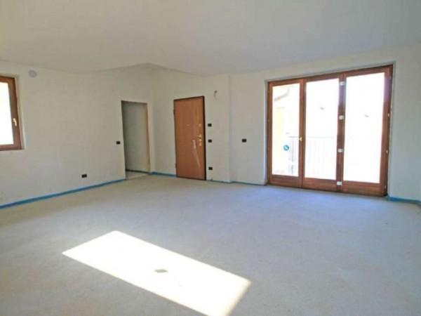 Appartamento in vendita a Cassano d'Adda, Centro Storico, Con giardino, 123 mq - Foto 4