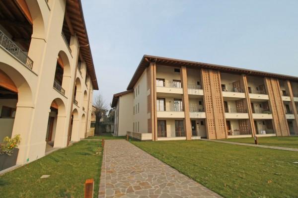 Appartamento in vendita a Cassano d'Adda, Naviglio, 109 mq - Foto 11