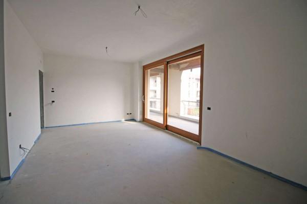 Appartamento in vendita a Cassano d'Adda, Naviglio, 109 mq - Foto 6
