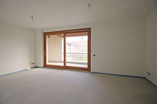 Appartamento in vendita a Cassano d'Adda, Naviglio, 109 mq - Foto 2