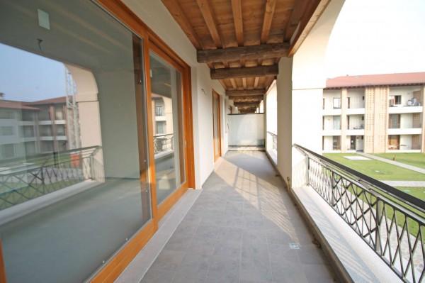 Appartamento in vendita a Cassano d'Adda, Naviglio, 109 mq - Foto 7