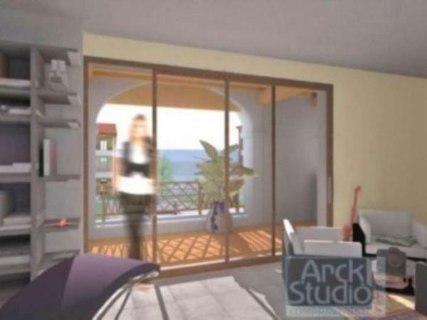 Appartamento in vendita a Cassano d'Adda, Con giardino, 105 mq - Foto 10