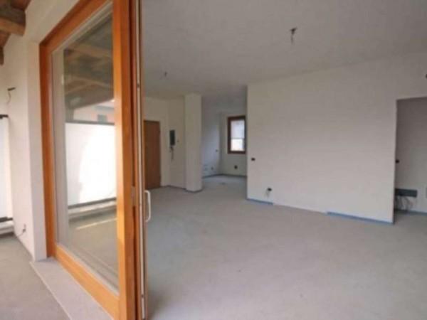 Appartamento in vendita a Cassano d'Adda, Con giardino, 105 mq - Foto 13