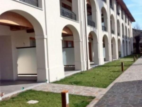 Appartamento in vendita a Cassano d'Adda, Con giardino, 105 mq - Foto 16