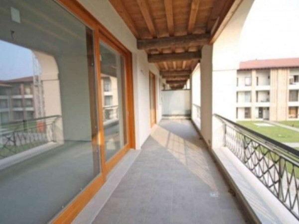 Appartamento in vendita a Cassano d'Adda, Con giardino, 105 mq - Foto 1