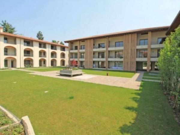 Appartamento in vendita a Cassano d'Adda, Con giardino, 105 mq - Foto 9
