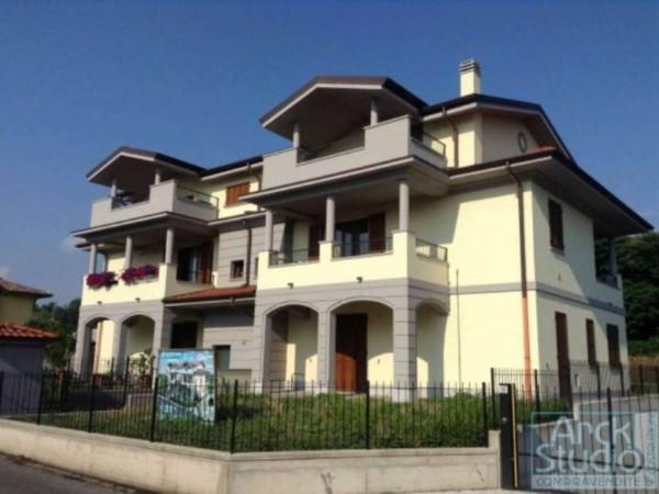 Appartamento in vendita a Cassano d'Adda, 115 mq