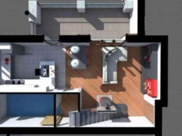 Appartamento in vendita a Cassano d'Adda, 115 mq - Foto 3