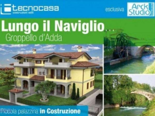 Appartamento in vendita a Cassano d'Adda, 115 mq - Foto 2