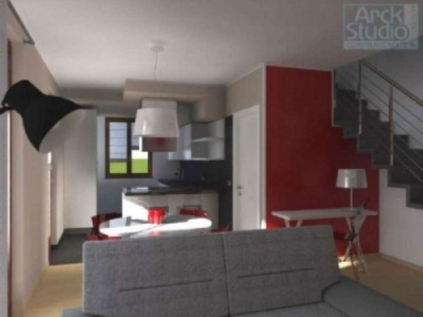 Appartamento in vendita a Cassano d'Adda, 115 mq - Foto 8
