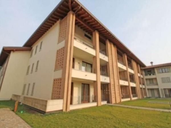 Appartamento in vendita a Cassano d'Adda, Con giardino, 166 mq - Foto 12