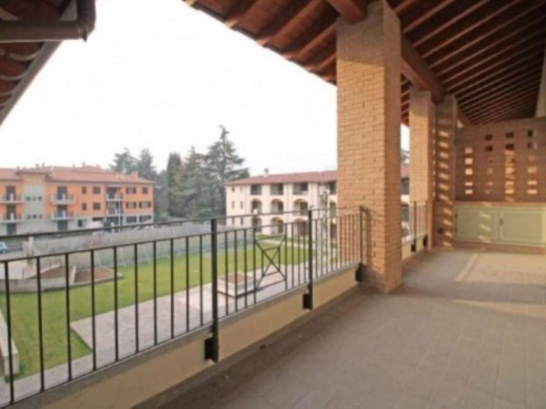 Appartamento in vendita a Cassano d'Adda, Con giardino, 166 mq - Foto 10