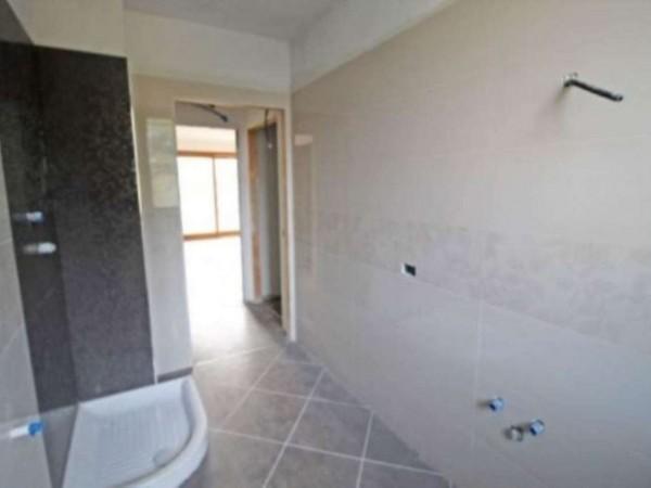 Appartamento in vendita a Cassano d'Adda, Con giardino, 166 mq - Foto 9