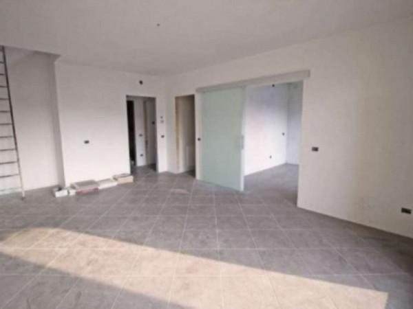 Appartamento in vendita a Cassano d'Adda, Con giardino, 166 mq - Foto 14
