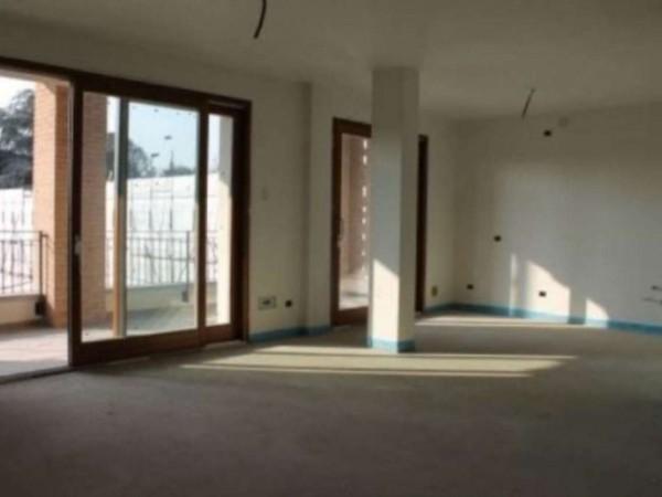 Appartamento in vendita a Cassano d'Adda, Con giardino, 166 mq - Foto 6