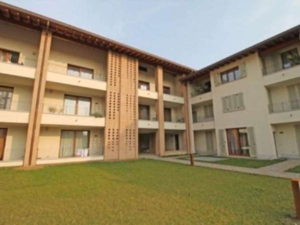 Appartamento in vendita a Cassano d'Adda, Con giardino, 166 mq - Foto 7