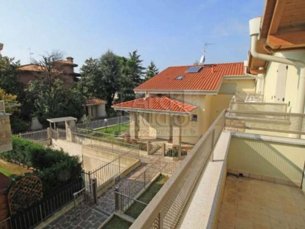 Villetta a schiera in vendita a Cassano d'Adda, Con giardino, 148 mq - Foto 20
