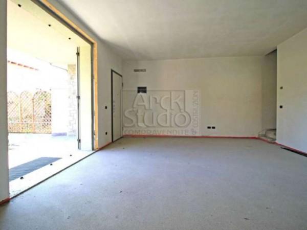 Villetta a schiera in vendita a Cassano d'Adda, Con giardino, 148 mq - Foto 23