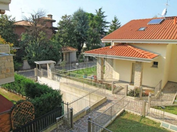 Villetta a schiera in vendita a Cassano d'Adda, Con giardino, 148 mq - Foto 15