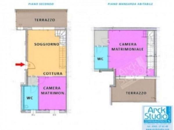 Appartamento in vendita a Cassano d'Adda, 130 mq - Foto 1