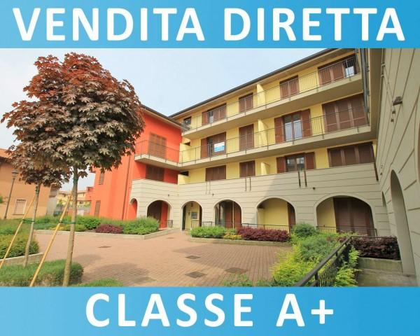 Appartamento in vendita a Cassano d'Adda, Centro Storico, 140 mq - Foto 4
