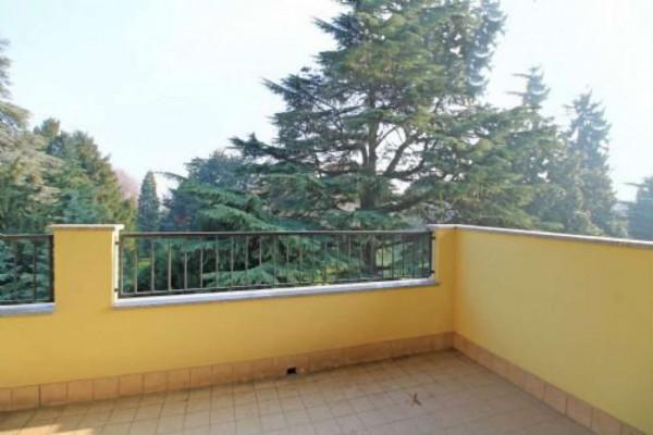 Appartamento in vendita a Cassano d'Adda, Centro Storico, 140 mq - Foto 3