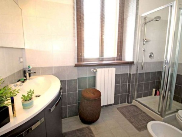 Casa indipendente in vendita a Cassano d'Adda, Con giardino, 103 mq - Foto 13