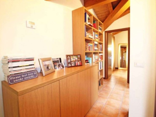 Casa indipendente in vendita a Cassano d'Adda, Con giardino, 103 mq - Foto 7