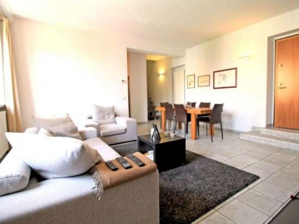 Casa indipendente in vendita a Cassano d'Adda, Con giardino, 103 mq - Foto 6