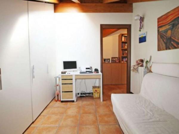 Casa indipendente in vendita a Cassano d'Adda, Con giardino, 103 mq - Foto 8