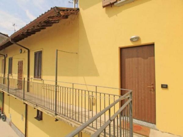 Casa indipendente in vendita a Cassano d'Adda, Con giardino, 103 mq - Foto 2