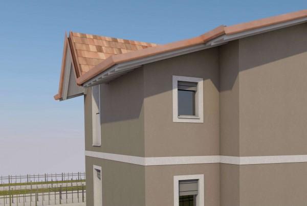 Villa in vendita a Cassano d'Adda, Con giardino, 190 mq - Foto 8