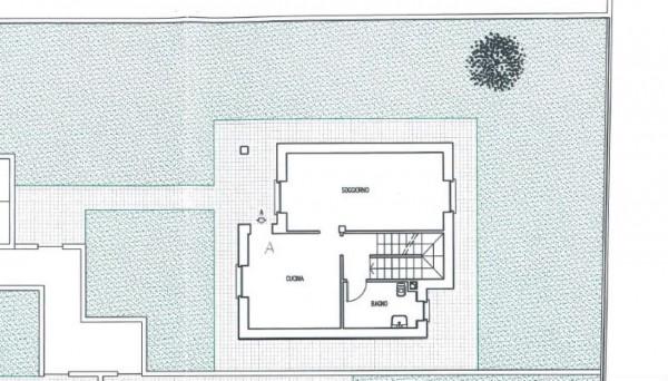 Villa in vendita a Cassano d'Adda, Con giardino, 190 mq - Foto 4