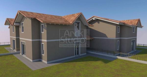 Villa in vendita a Cassano d'Adda, Con giardino, 190 mq - Foto 9