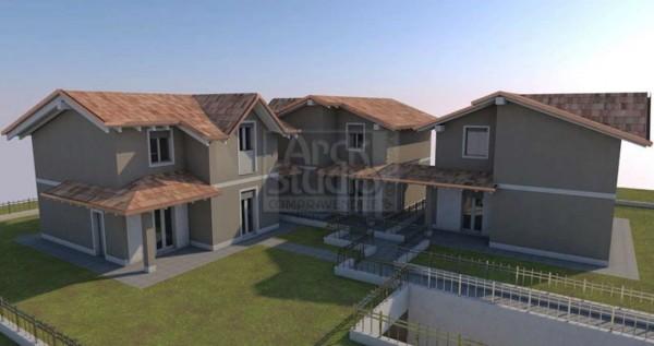 Villa in vendita a Cassano d'Adda, Con giardino, 190 mq - Foto 10