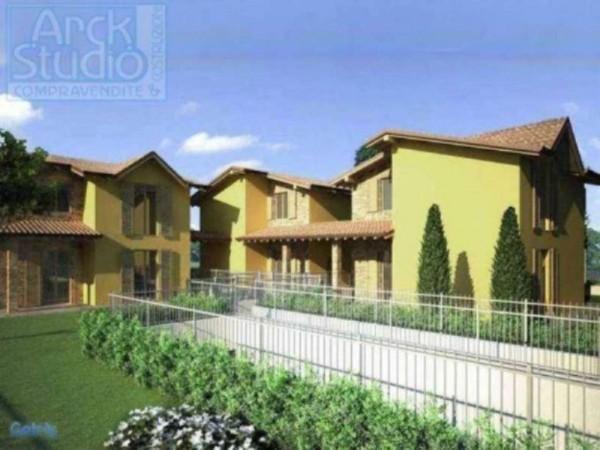 Villa in vendita a Cassano d'Adda, Con giardino, 190 mq - Foto 11