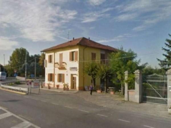 Negozio in vendita a Cassano d'Adda, Taranta, Con giardino, 368 mq - Foto 1