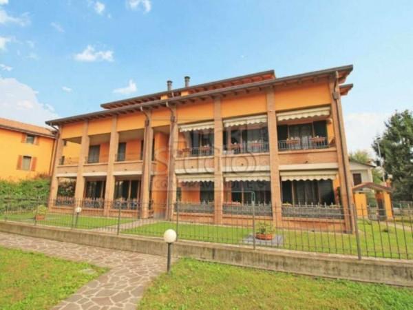 Appartamento in vendita a Pozzo d'Adda, Con giardino, 115 mq - Foto 13