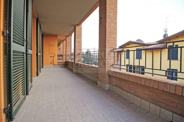 Appartamento in vendita a Pozzo d'Adda, Con giardino, 115 mq - Foto 7
