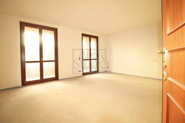Appartamento in vendita a Pozzo d'Adda, Con giardino, 115 mq - Foto 14
