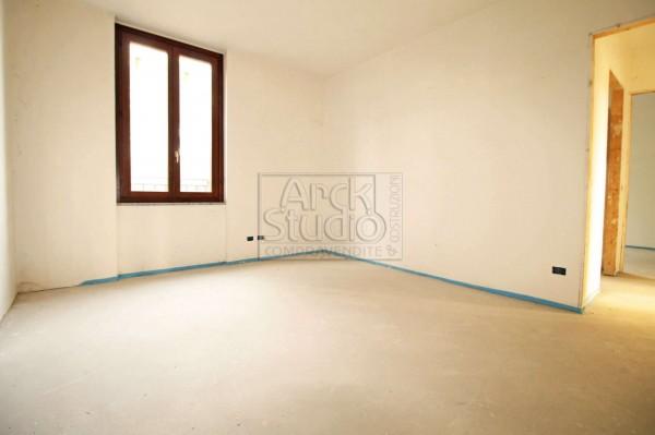 Appartamento in vendita a Pozzo d'Adda, Con giardino, 115 mq - Foto 9