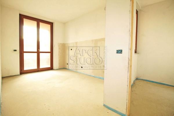 Appartamento in vendita a Pozzo d'Adda, Con giardino, 115 mq - Foto 10