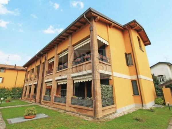 Appartamento in vendita a Pozzo d'Adda, Con giardino, 115 mq - Foto 1