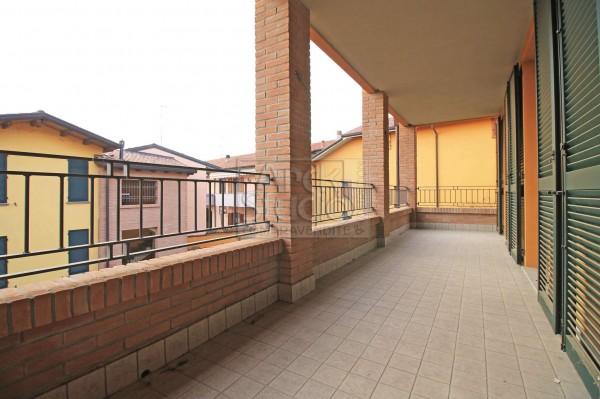 Appartamento in vendita a Pozzo d'Adda, Con giardino, 115 mq - Foto 11